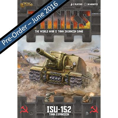 ISU-152 Tanks Expansion