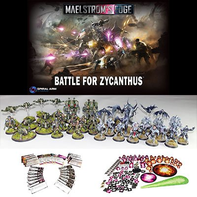 Battle for Zycanthus Game