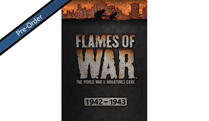 Flames Of War Rulebook (4th Edition; Mid-war)