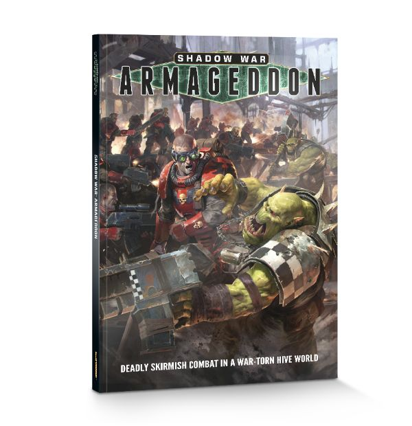 Shadow War: Armageddon - Rulebook