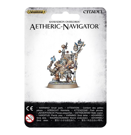 Kharadron Overlords: Aetheric-Navigator
