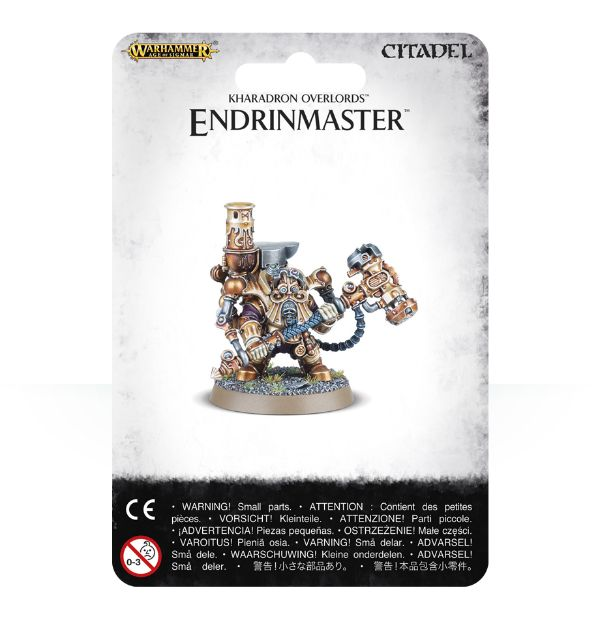 Kharadron Overlords: Endrinmaster