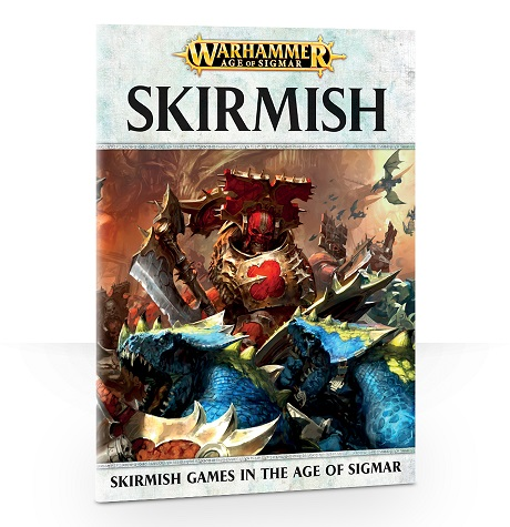 Age of Sigmar Skirmish Rulebook