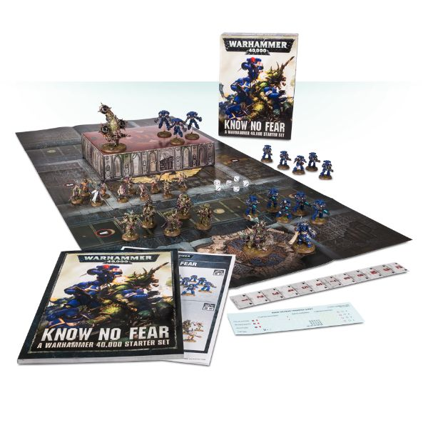 Warhammer 40.000 Know No Fear