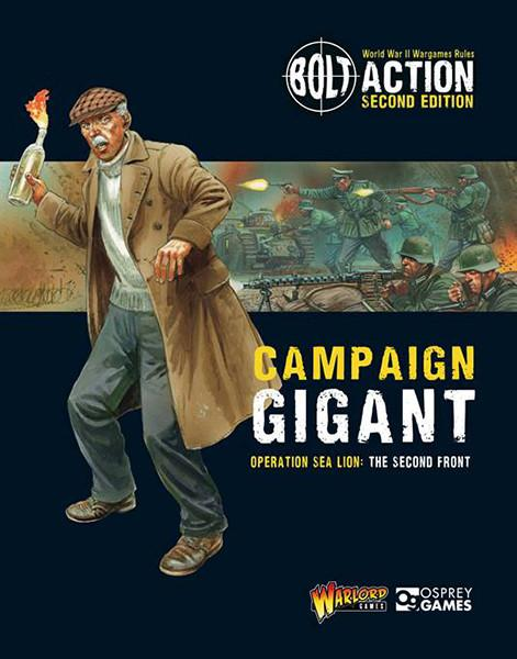 Operation Gigant: Operation Sea-Lion Part 2