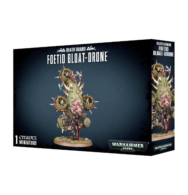 Death Guard: Foetid Bloat Drone
