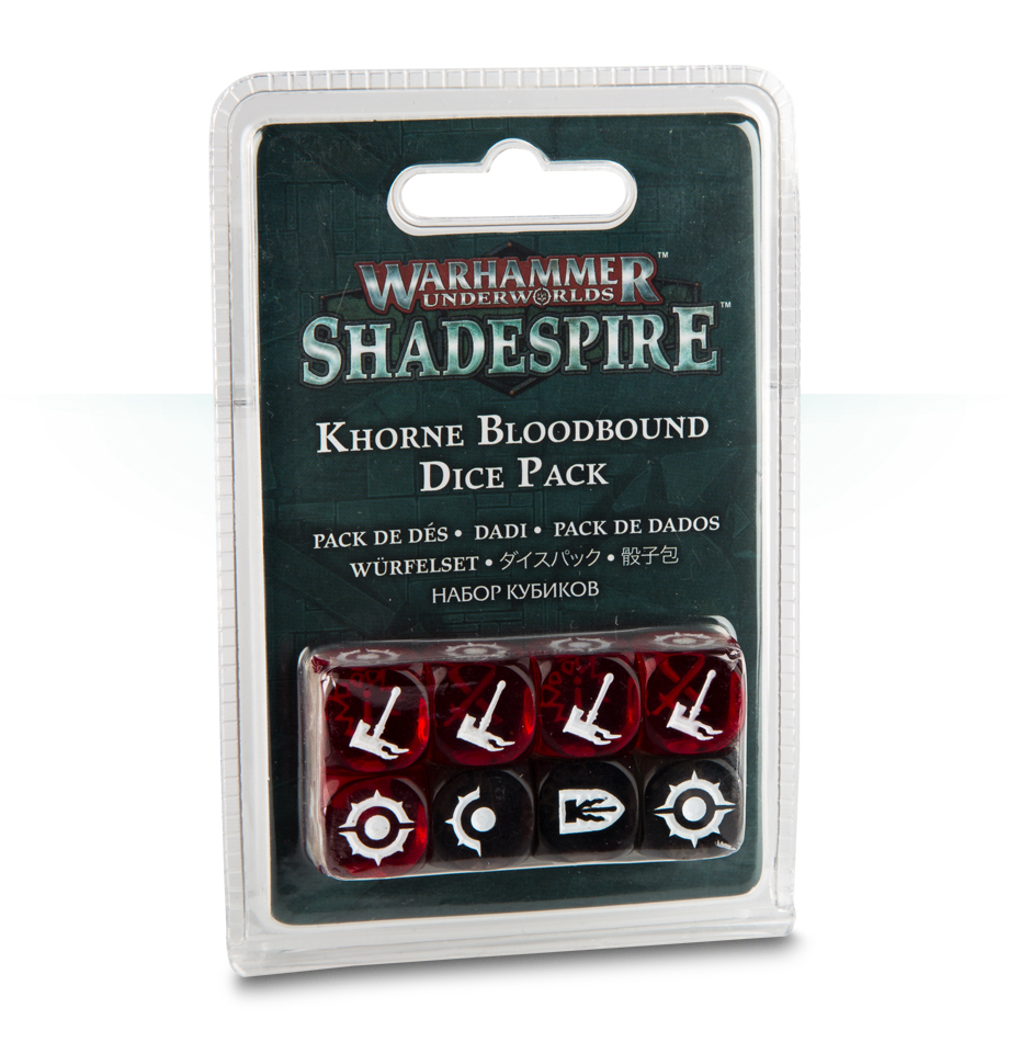 Bloodbound Dice