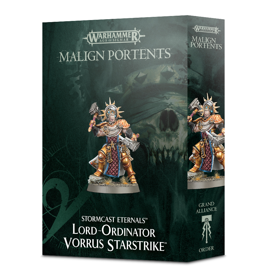 Vorrus Starstrike The Lord Ordinator