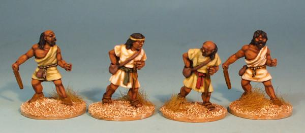 Arab Tribal Slingers