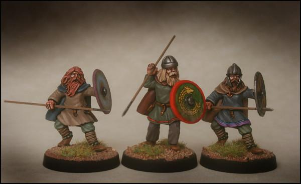 Early Saxon Infantry