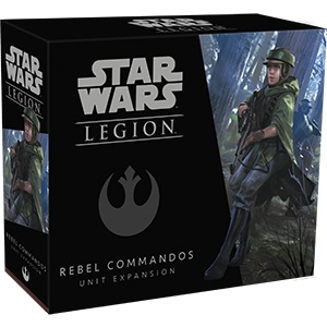 Rebel Commandos Unit Expansion