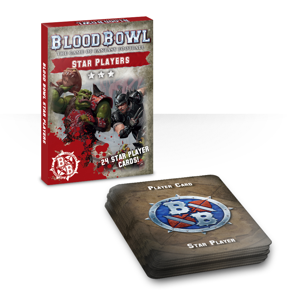 Blood Bowl: Star Players Card Deck