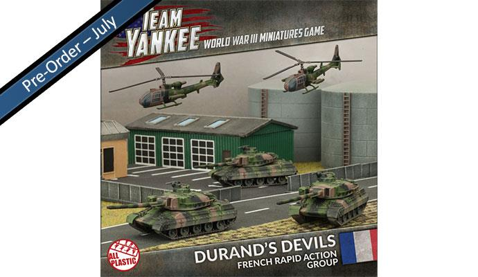 Durand's Devils