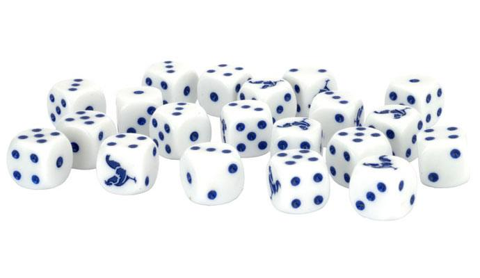 Team Yankee French Dice (x20)