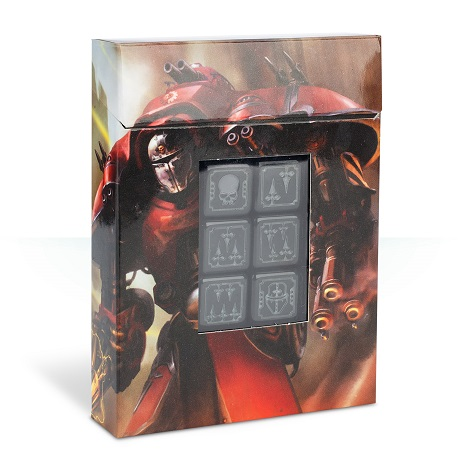 Imperial Knight Dice