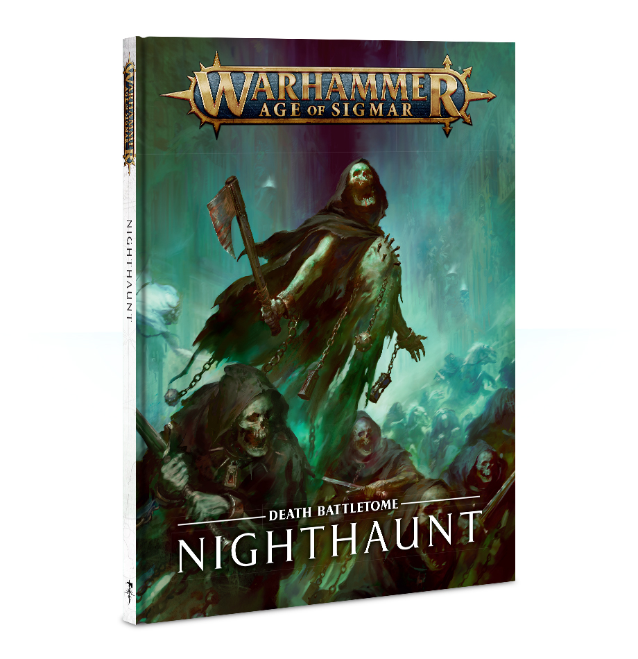 Nighthaunt Battletome
