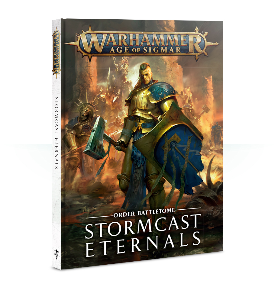Stormcast Eternal: Battletome