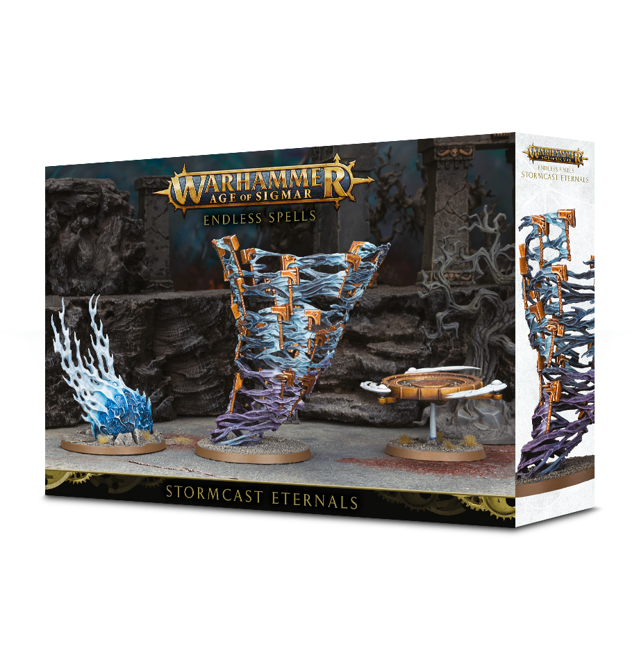 Stormcast Eternal: Endless Spells