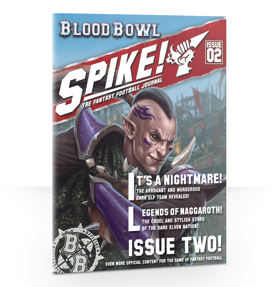 Blood Bowl Spike! Issue 2