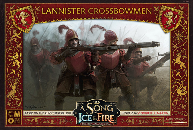 Lannister Crossbowmen Expansion