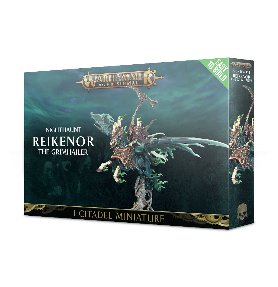 ETB: Reikenor the Grimhailer