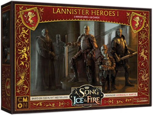 Lannister Heroes Number One