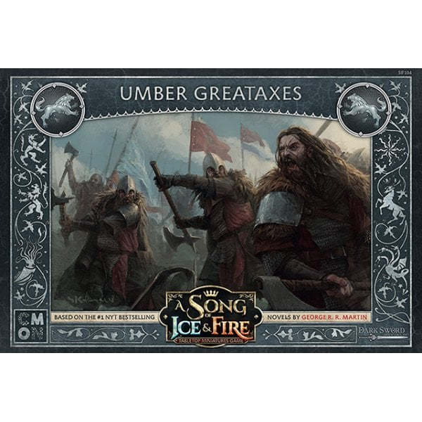 Umber Greataxes