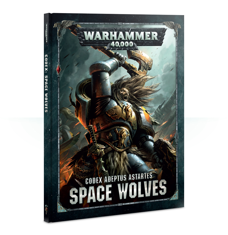 Space Wolves Codex
