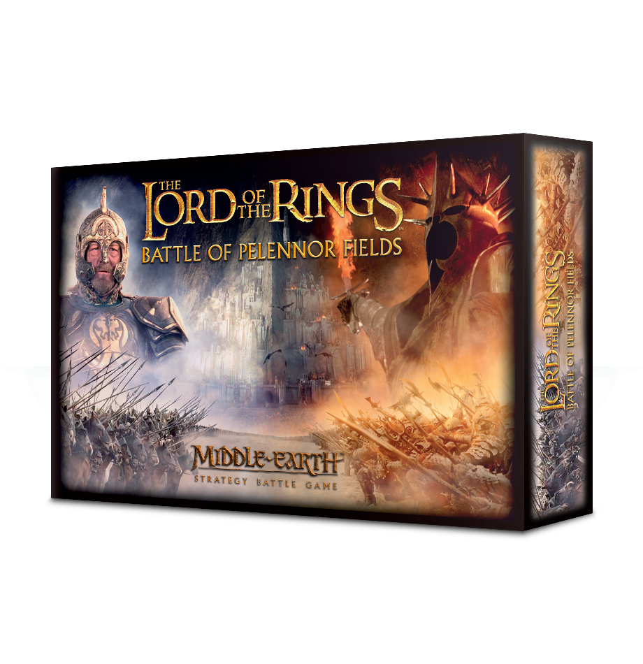 Battle of Pelennor Fields box set
