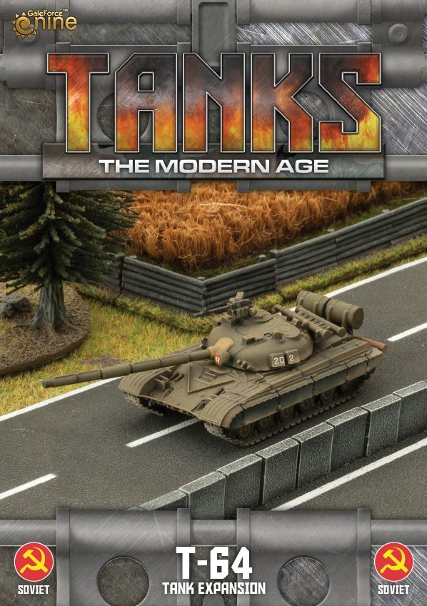 Soviet T-64 Tanks Expansion