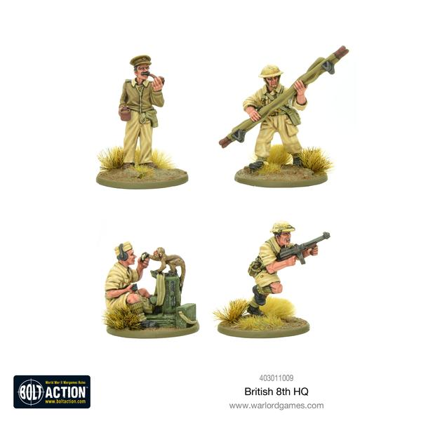 8th Army HQ - 25% off Black Friday