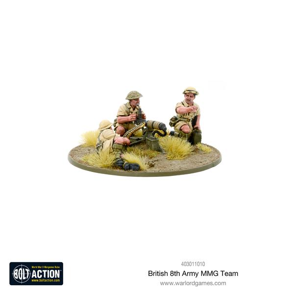 8th Army MMG Team - 25% off Black Friday
