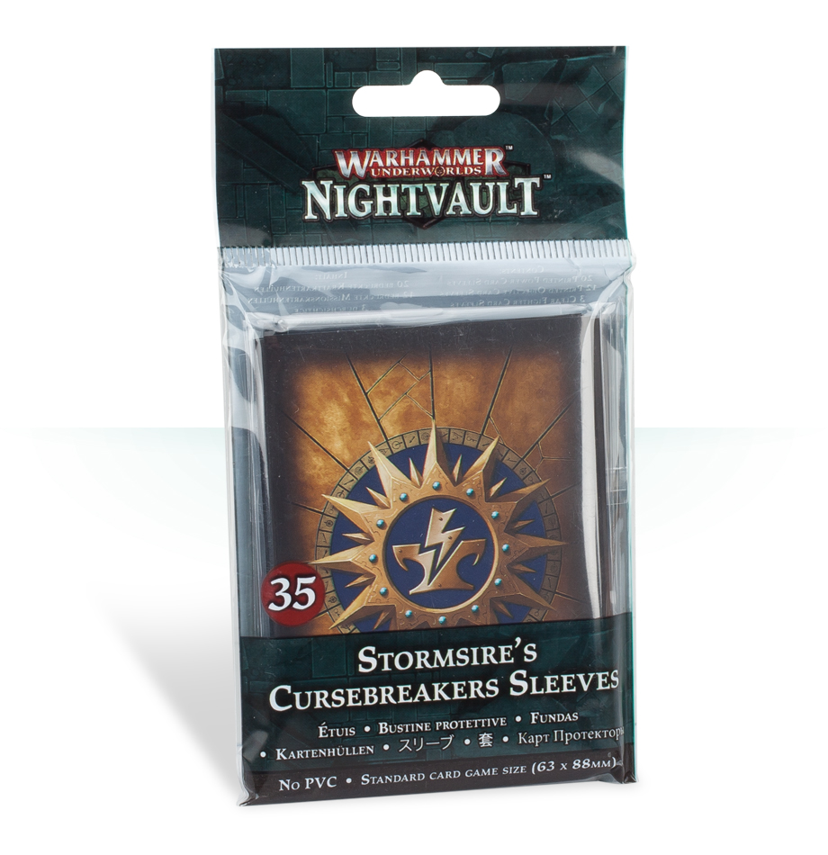 Stormsires Cursebreaker Sleeves