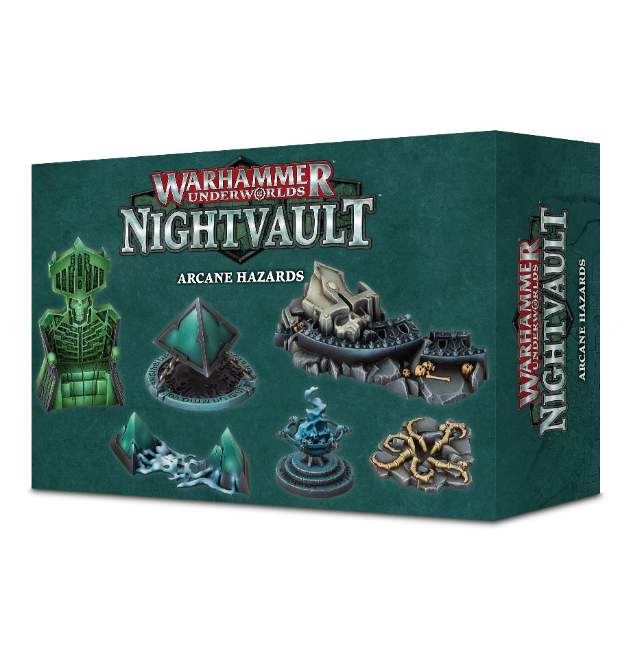 Nightvault Arcane Hazards