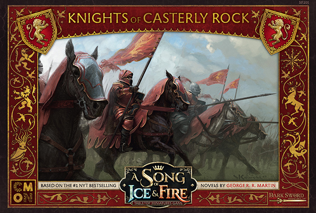 Lannister Knights of Casterly Rock