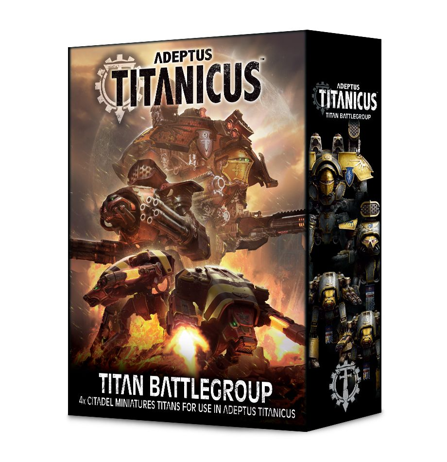 Titan Battlegroup