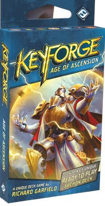 Keyforge: Age of Ascension Booster