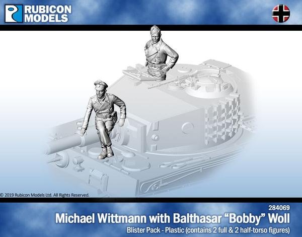 Michael Wittman and Balthasar Bobby Wolf