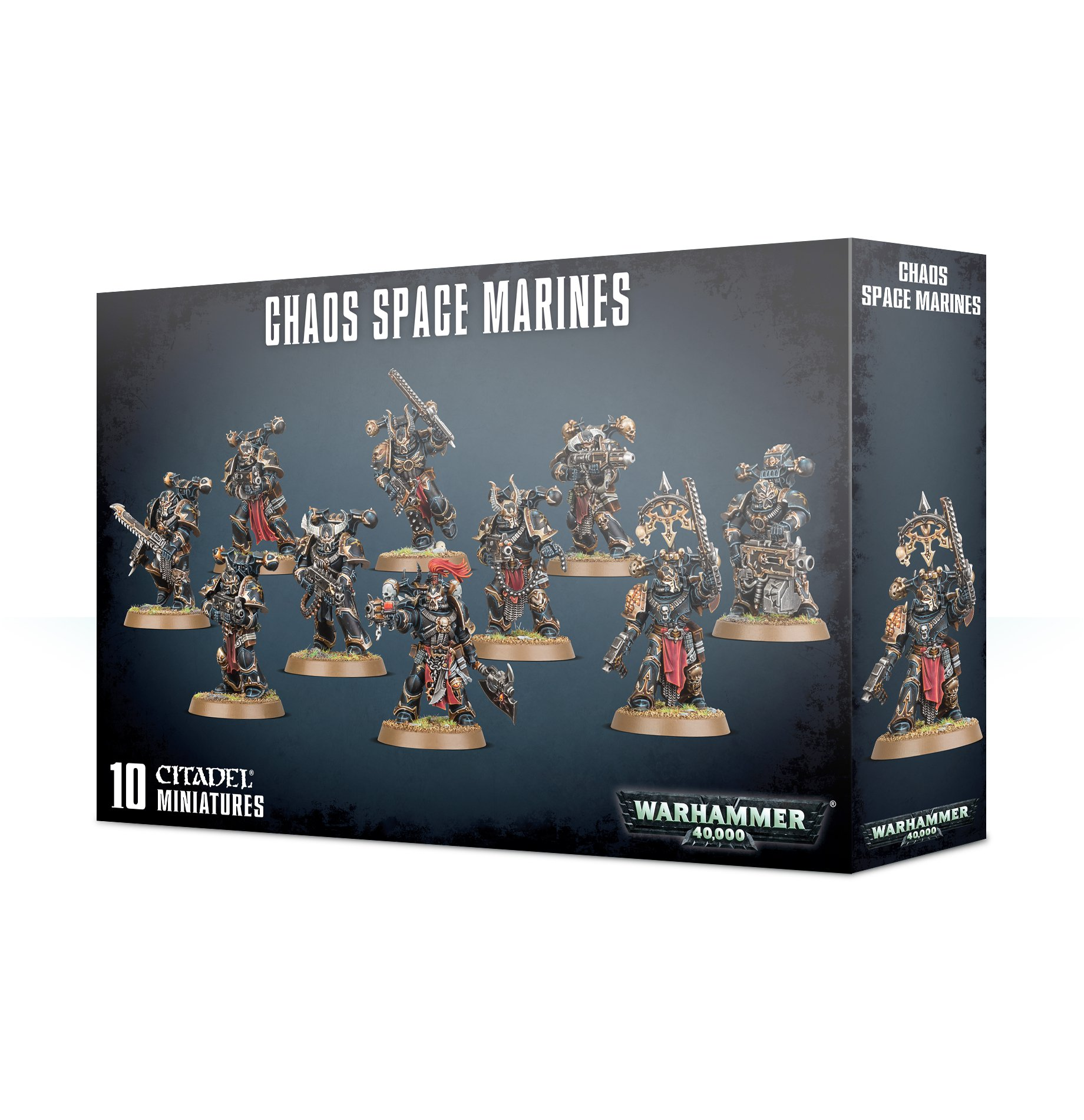 Chaos Space Marines Squad (2019)