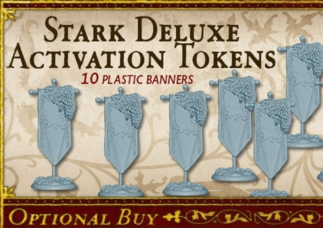 Stark Deluxe Activation Tokens