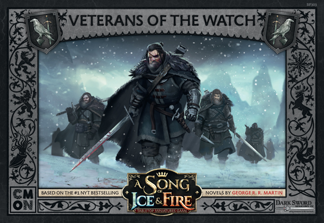 Nights Watch Veterans of the Watch