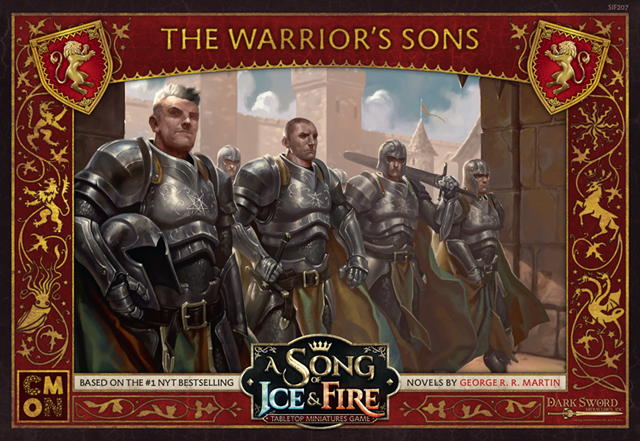 Lannister Warrior Sons