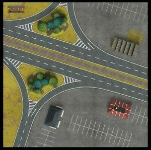 Berlin Autobahn Gaming mat (3ft x 3ft)
