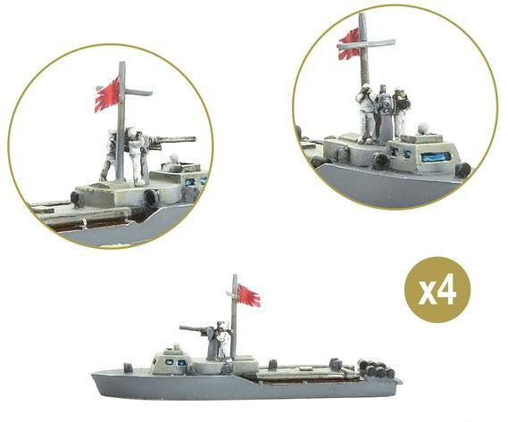 Imperial Japanese Navy T-14 class MTB - Black Friday