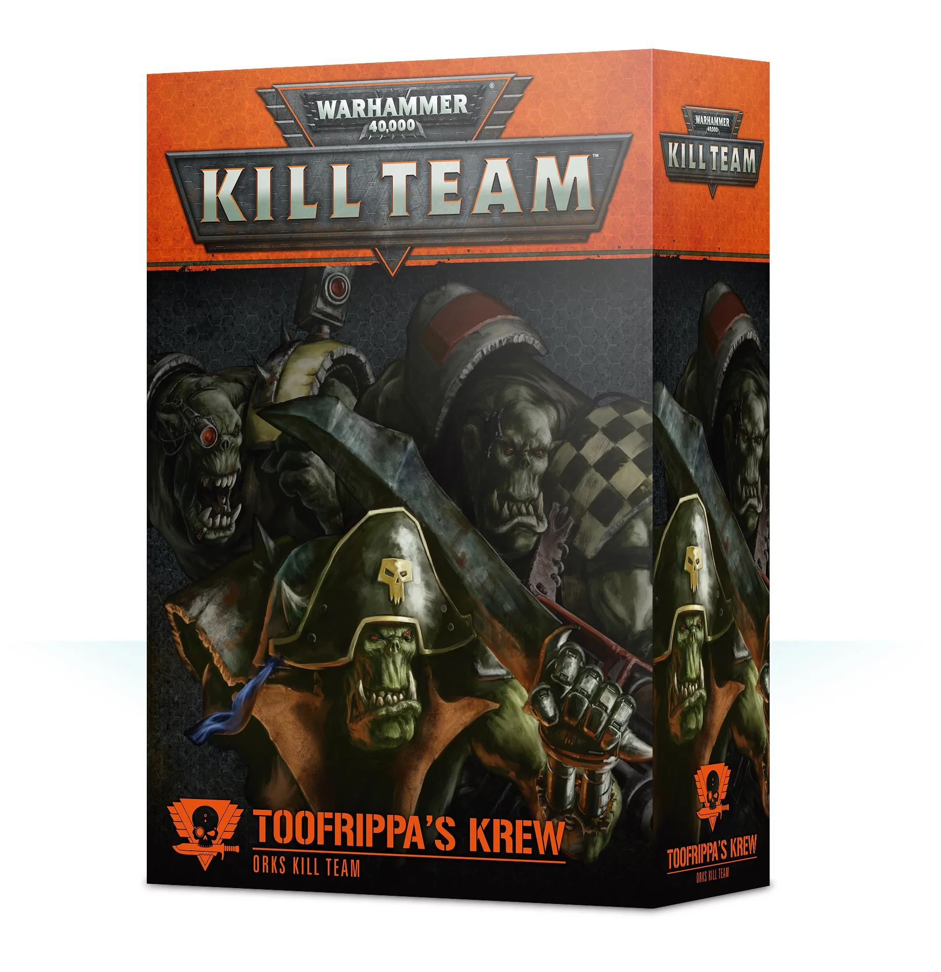 Kill Team: Toofrippa's Krew