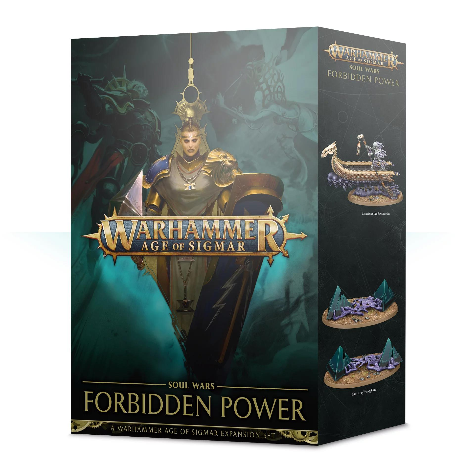 Age of Sigmar : Forbidden Power