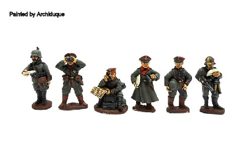 German Command Group