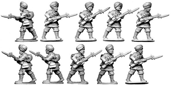 Indian Army - Sikh Infantry