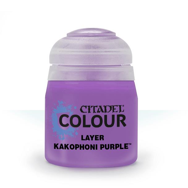 Citadel Layer: Kakophoni Purple