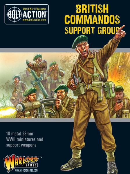 Commandos Support Group - 25% Off Black Friday